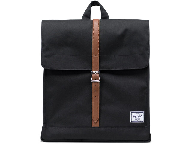 Herschel City Mid-Volume Sac à dos 14l, black/tan
